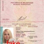 pic: Is Aleksandra Vasina a real person?